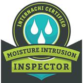 moisture intrusion inspector